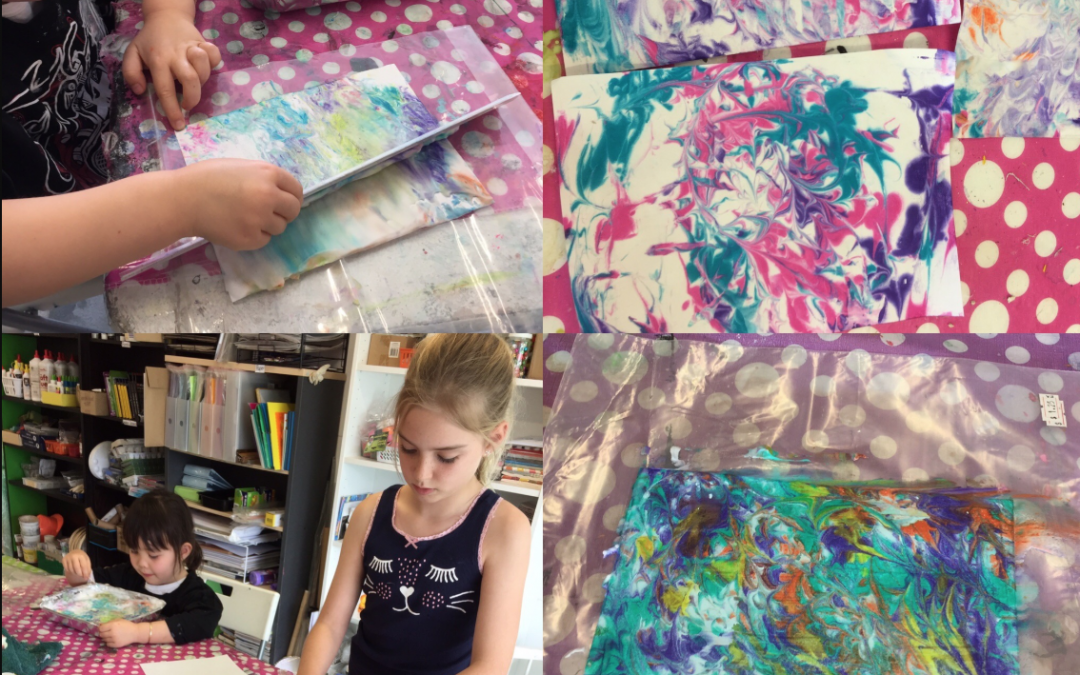 The Aim of the Art Teacher ( and why art making is important!)