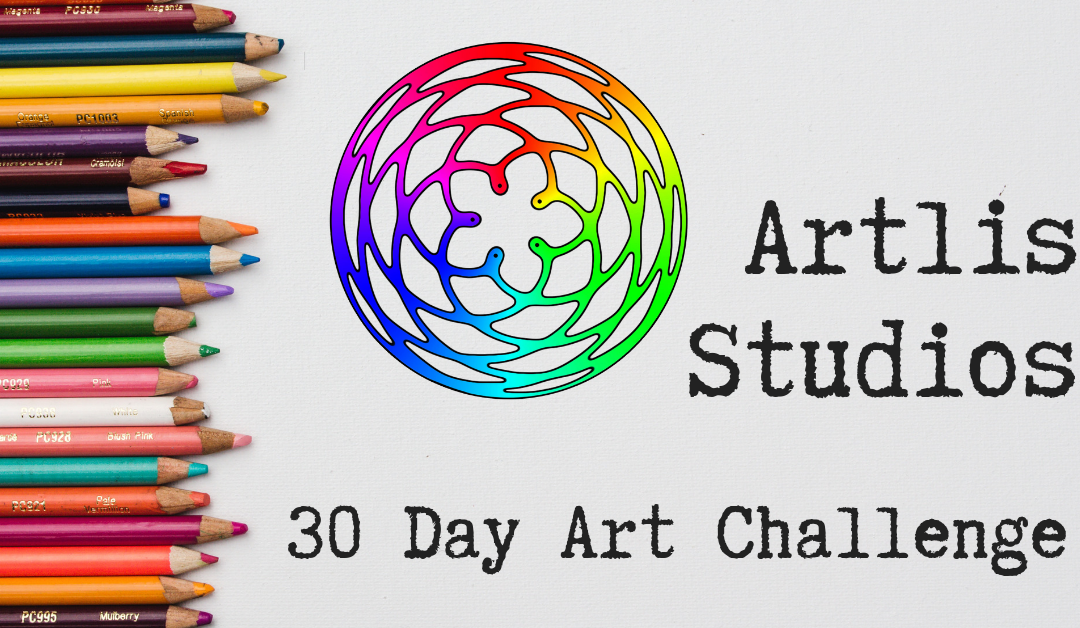 The Artlis Studios 30 Day Art Challenge!
