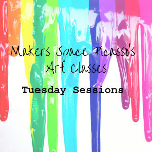 Elanora Makers Space Sessions Tuesday