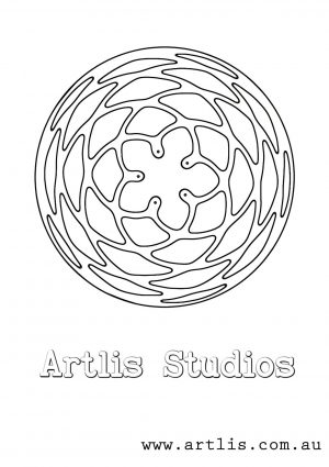 FREE Mandala colour in page Printable