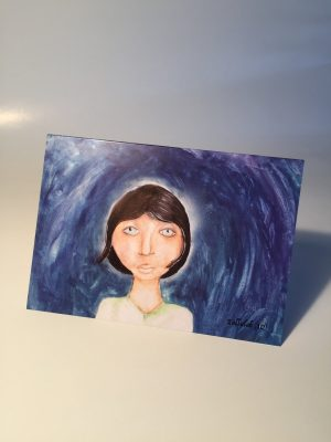 Portrait Card - By Tallulah-1