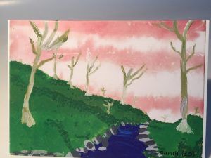 Riverscape Card - By Sarah -1