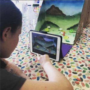 sto frame animation workshop