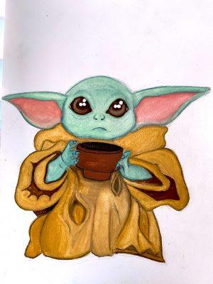 Baby Yoda workshop