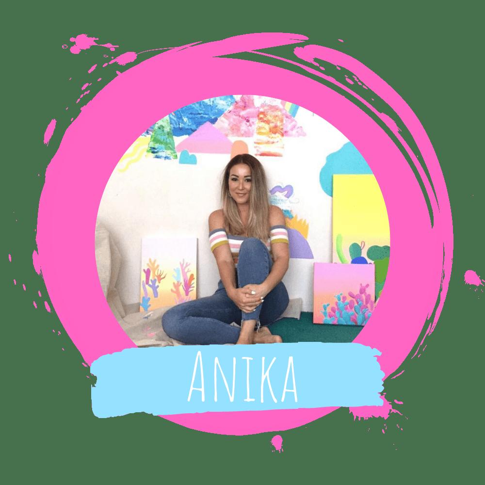 Art Teacher and Artist
